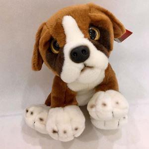 Picture of Σκυλάκι λούτρινο  με μεγάλα μάτια