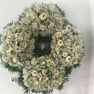 Εικόνα της Στεφάνι Κηδείας 001
