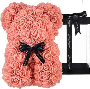 Εικόνα της Rose Bear Light Pink Μεσαίο