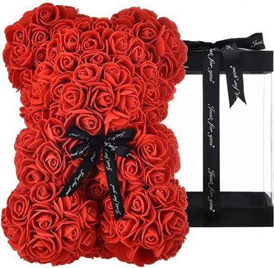 Rose Bear Red Μεσαίο
