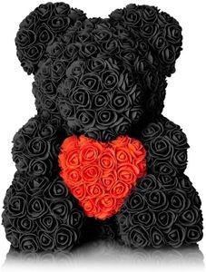 Εικόνα της Rose Bear Black Μεσαίο